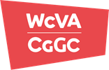 WCVA logo and link their website which opens in a new window.